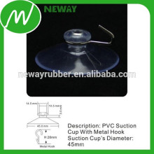 Removable Multipurpose PVC 45mm Suction Cup