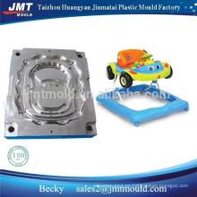 Fabricante profesional del moldeo por inyección de plástico Molde del andador del bebé Molde del juguete para el bebé