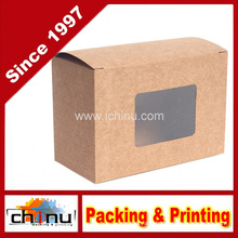 Corrugated Box with Window (1115)