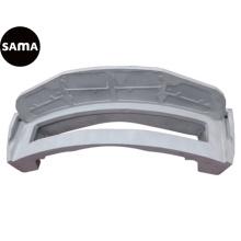 Piezas de maquinaria de aluminio Fundición de arena