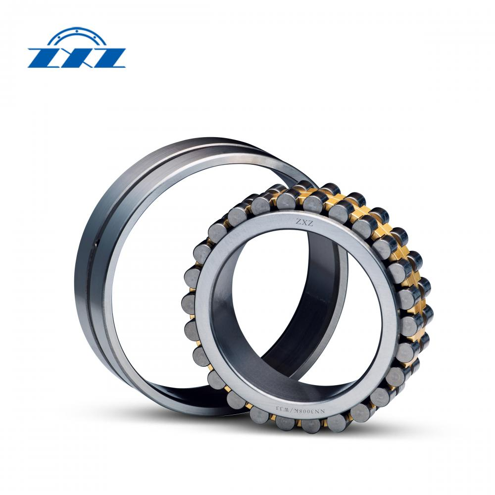 High Stiffness Double Row Cylindrical Roller Bearings