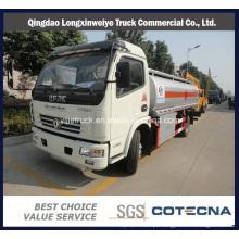 Caminhão de depósito de gasolina da liga 22500L de alumínio para a entrega do óleo diesel