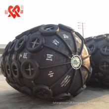 Fábrica que vende diretamente equipamento de doca tipo de pneu de barco pára-choques de borracha de barco