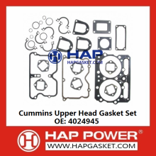 CUMMINS Upper Head Gasket Set 4024945