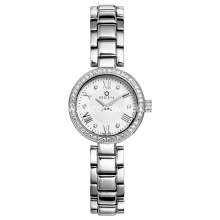 Fashion women's stainless steel quartz watches