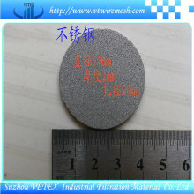 Dutch Weave Stainless Steel Filter Disc