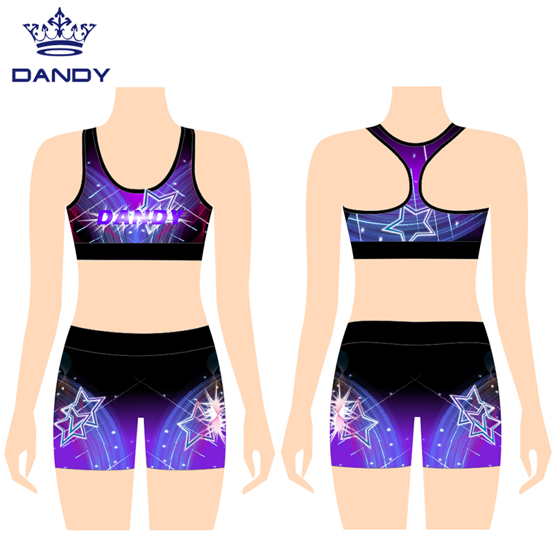 cheerleading practice wear