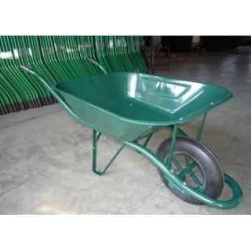Carrinho de mão de roda resistente Wb6400 da construção