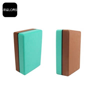 Gimnasio EVA Fitness Foam Yoga Block Brick