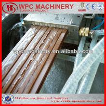 Экологические древесно-пластиковые композитные экструзионные машины wpc machine