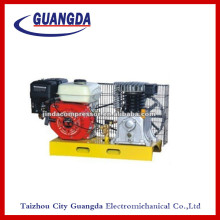 5.5HP 4kw Base Plate Air Compressor with Gasoline Engine (DCV2055) 0