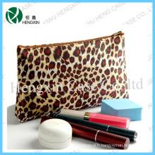 Sac cosmétique mignon de sac de maquillage en nylon de beauté (HX-W3590)