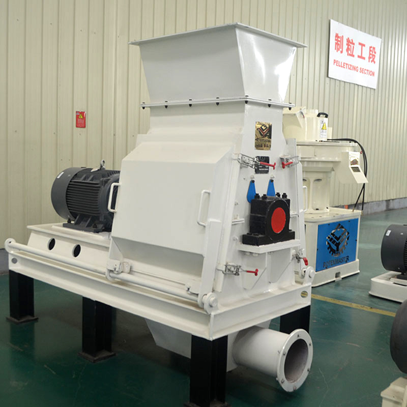 high efficiency hammer mill