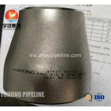 Butt Weld Fittings Reducer Eccentric A403 WP317L B16.9