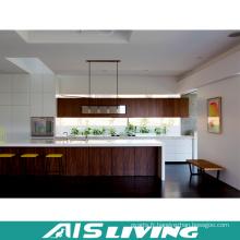 Meubles de placard de cuisine de placage (AIS-K307)