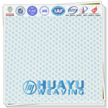 high quality Polyester Sports Shoes Mesh Fabric