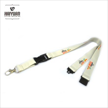 Professional Eco-Friendly RPET Sublimation Printing Lanyard