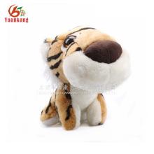 Atacado Bonito Mini Soft Toy Tiger Pattern
