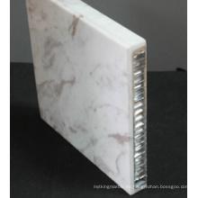 Revestimiento de piedra paneles compuestos de panal