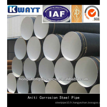 API 5L FBE en acier inoxydable pour l'anti corrosion