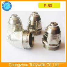 Gas cutting P80 plasma nozzle