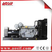 1080KW / 1350KVA 50hz generador con perkins motor 4012-46TWG3A hecho en Reino Unido