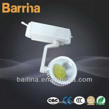 20W LED COB Schienenbeleuchtung Kits mit drei Schiene