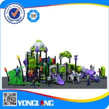 Aire de jeux en plein air, équipement de parc d'attractions