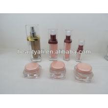 15ml Square skincare lotion container