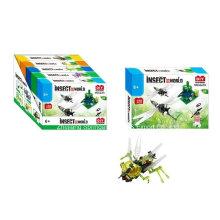 Brinquedo do bloco de construção do boutique para DIY Insect World-Mosquito