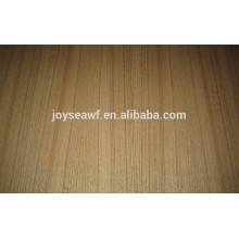 Décorations de noel en contreplaqué moulé en stratifié plaqué en teck