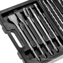 Durable Hammer Drill Bit and Chisel Set