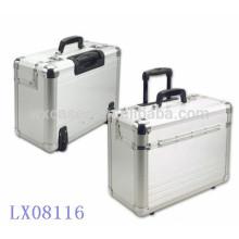 nouveau design--forte & portable aluminium bagages en gros fabricant