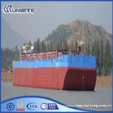 high quality floating crane deck barge(USA3-010)