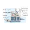CTNM15 meilleure vente bonne recherche haute capacité automatique mini complet moulin à riz machine