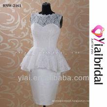 RSW2161 Kurzen Hochzeitskleid