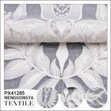Mais recente chegada moda bordado tecido de renda francesa com amostra grátis