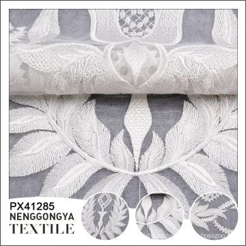 La última llegada de la moda bordado de tela de encaje francés con muestra gratis