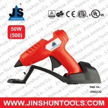 JS wireless electric hot glue gun with stickers 50W JS922JQ