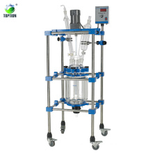 Chemical Small Single Deck Glass Reactor