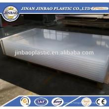 factory wholesale heat resistant 20mm thick plexiglass sheet