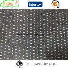 Men′s Suit Winter Jacket Liner Lining Fabric 100 Polyester Printed Lining