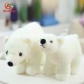 Atacado Natal Animal Boneca Costume GiganteLargeMini Macio Recheado de Pelúcia Urso Polar Brinquedos