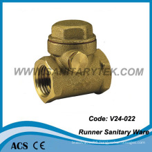 Brass Swing Check Valve (V24-022)