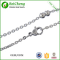 Fashion Jewelry 2015 Italy Silver Men Chain Necklace