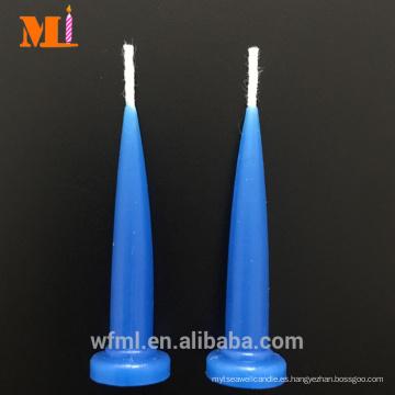 La vela azul clara de la bala de los colores múltiples disponibles del exportador de China para Sydney sale