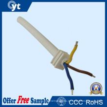 Cable eléctrico del PVC del conductor de cobre
