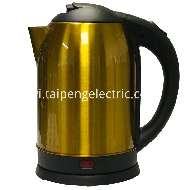 Industrial electric kettle