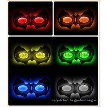 Halloween Glow Mask of Bat Shape