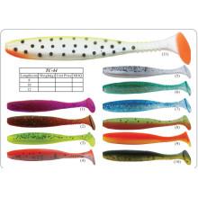 Attraktive PVC-Fischen-Köder-Fischen-Köder